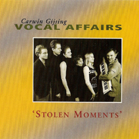 Stolen Moments - Vocal Affairs